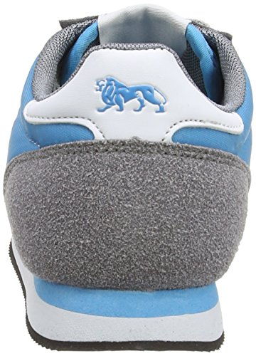Lonsdale - Lonsdale Imperial Nylon, Scarpe outdoor multisport Donna Blu (Blu (Aqua/Grey/White))