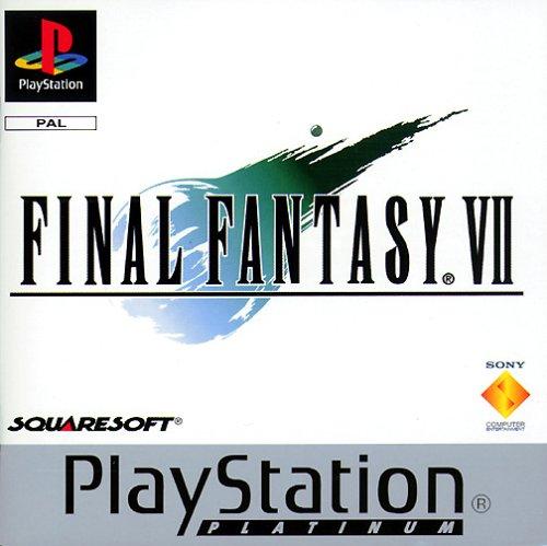 Final Fantasy VII - Platinum -
