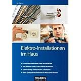 Elektro-Installationen im Haus