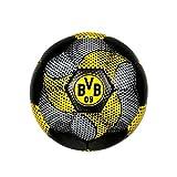 BVB 15500400 Ball mit Carbonmuster, Größe 1