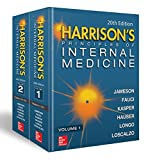 #4: Harrison's Principles of Internal Medicine, Twentieth Edition (Vol.1 & Vol.2)
