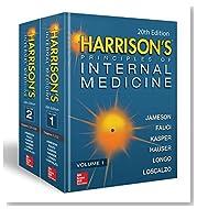 Harrison\'s Principles of Internal Medicine, Twentieth Edition (Vol.1 & Vol.2)