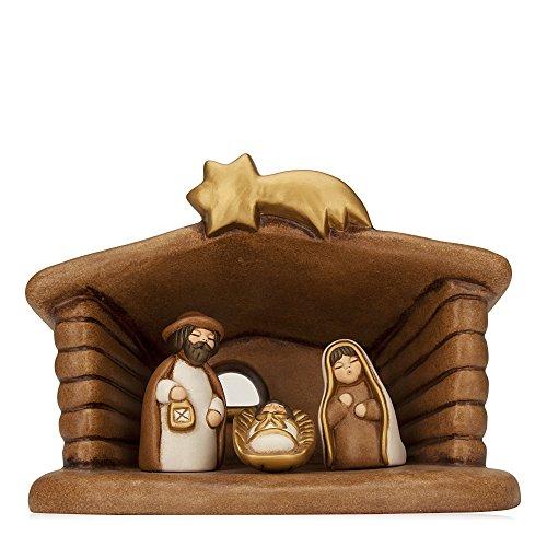 Thun ® - set capanna e sacra famiglia