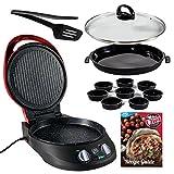 Best Countertop Ovens - JML Go Chef 12 Piece Countertop Combi-Grill, Pizza Review