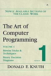 The Art of Computer Programming, Volume 4, Fascicle 1: Bitwise Tricks & Techniques; Binary Decision Diagrams by Donald E. Knuth (2009-03-27)