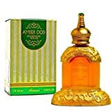 Top notes: agarwood (oud) & rose;Middle note: amber;Base notes: agarwood (oud) & musk;Suitable for: Unisex;Size: 14ml
