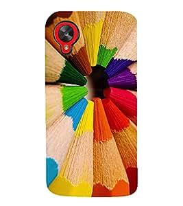 Fuson 3D Designer Back Case Cover For LG Nexus 5
