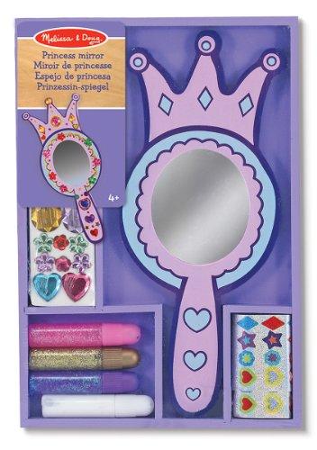Melissa and Doug Kit creativi in legno Specchio della principessa in legno