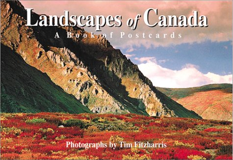 Landscapes of Canada: A Book of Postcards