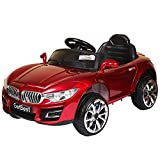 GetBest Drune Wmt 8988 Kids Ride on Car with 12V Battery, Music