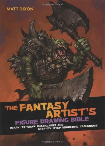 PDF Download Free]PDF The Fantasy Artist s Figure Drawing