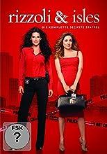 Rizzoli & Isles - Die komplette 6. Staffel