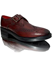 Base London Farleigh - Homme, Marron bordeaux, 45