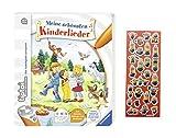tiptoi Ravensburger Buch - Meine schönsten Kinderlieder + Minions Sticker