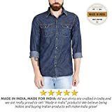Fashion-Freak-Denim-Shirt-For-Men-Jean-Shirt-DS004