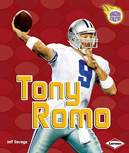 Tony Romo (Amazing Athletes)