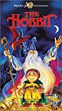 Hobbit [VHS] [Import USA]