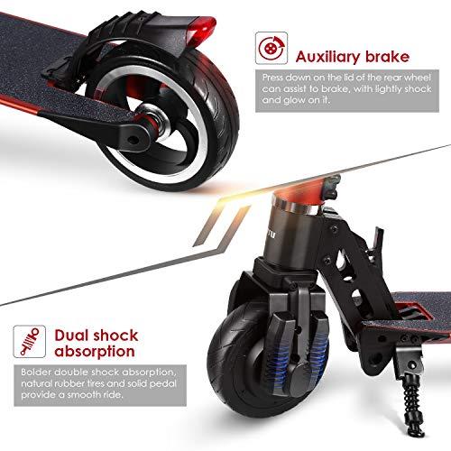 PARTU Elektro Scooter - 5