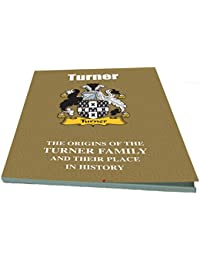 Turner Family History Book