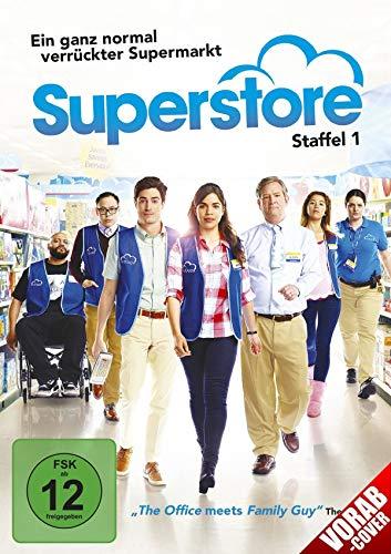 Ein ganz normal verrückter Supermarkt: Staffel 1 (2 DVDs)