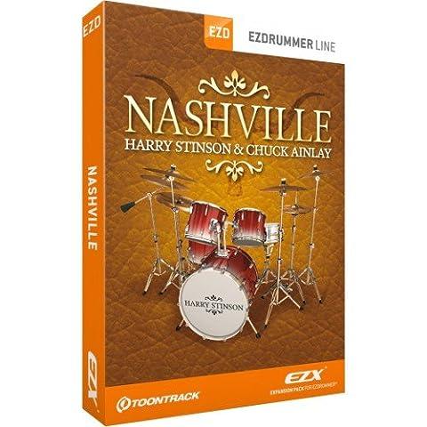 TOONTRACK EZX ELECTRONIC Computer music Drum Kits
