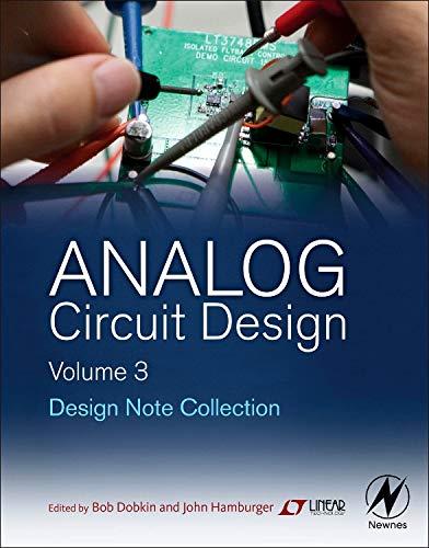 Analog Circuit Design Volume Three: 3