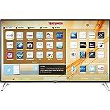 Telefunken LED-Fernseher 165 cm 65 inch L65F249A3CW EEK A+ DVB-T, DVB-C, DVB-S, Full HD, Smart TV,