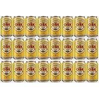 CISK Finest Quality Maltese Lager Beer, 24 x 330 ml