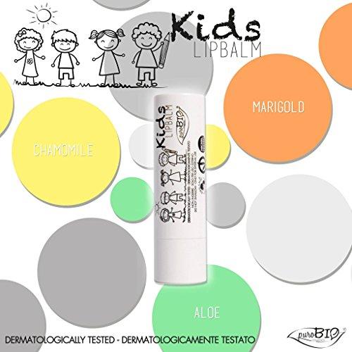 Purobio C 410 Kids Lip Balm 02