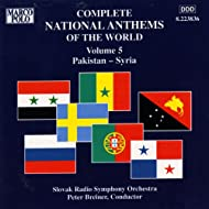 National Anthems of the World, Vol. 5: Pakistan - Syria