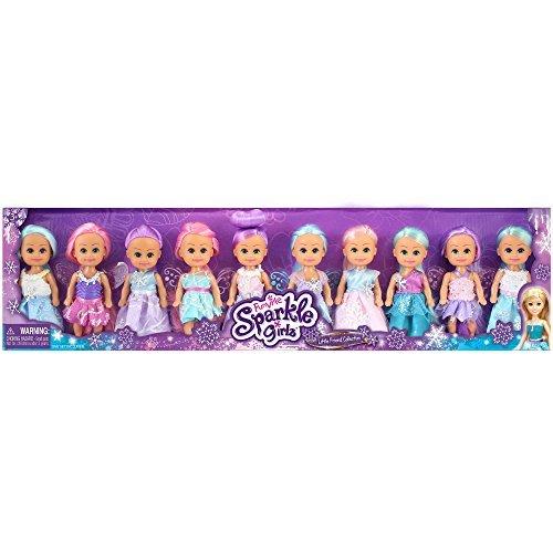 Little Friend Collection Winter Prinzessin und Fee, -