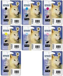 Epson T0961 2 3 4 5 6 7 Elektronik