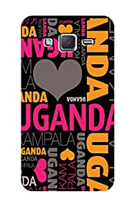 ZAPCASE PRINTED BACK COVER FOR SAMSUNG GALAXY J2