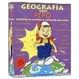 Geografia con pipo (CD-rom)