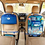 Best Travel Baby Toys - Magnusdeal Universal Use Car Backseat organizer for Ba Review