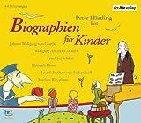 'Biographien für Kinder' von Peter Härtling