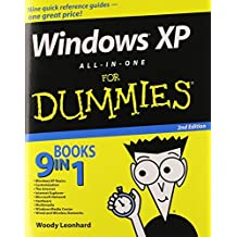 Windows XP All-in-One Desk Reference For Dummies by Woody Leonhard (2004-10-22)