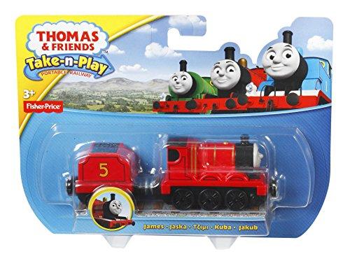 Fisher Price Thomas The Train: Take n Play James