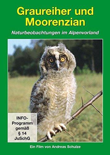 Tierwelt Europas - Vol. 06: Graureiher Und Moorenzian / Naturbeobachtungen Alpenland