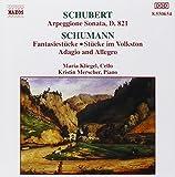 Schubert / Schumann: Works for Cello