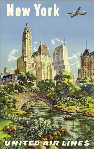 poster-70-x-110-cm-new-york-united-airlines-reproduction-haut-de-gamme-nouveau-poster