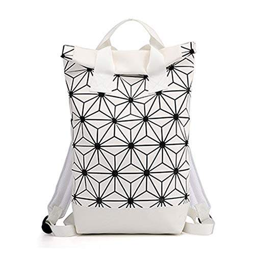 TnXan Fashion Backpack Casual DaypacksTrekking Rucksacks Leather Women Patchwork Bagpack Big Capacity Sac A DOS Femme Fashionable School Bags for Teenage Girls 2019 New