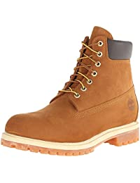 Timberland 6 in Premium Waterproof (Wide Fit) Stivali classici Uomo 9a43638cc24