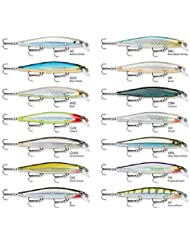 Rapala Shadow Rap 11 Blue Ghost Lure by Rapala