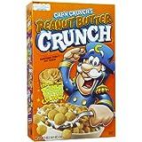Cap'N Crunch Peanut Butter Crunch Cereal - 17.1 oz