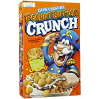 Cap\'N Crunch Peanut Butter Crunch Cereal - 17.1 oz