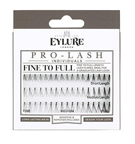 Eylure Lash Pro Individual Lashes, Fine to Full by Eylure (Individual Lashes Eylure)