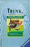Think. Travellers. Das rasante Kartenspiel für Schnellseher und Blitzdenker.