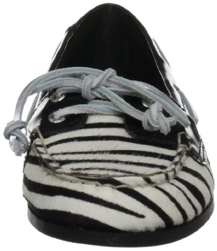 Sperry Top-Sider Audrey Nubuck, Chaussures plates femme Multicolore - Zebra