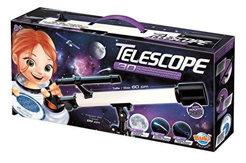 BUKI TS007B - Teleskop 30 Aktivitäten